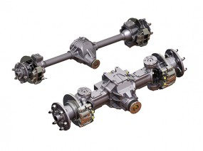 HEAVY DUTY AXLES